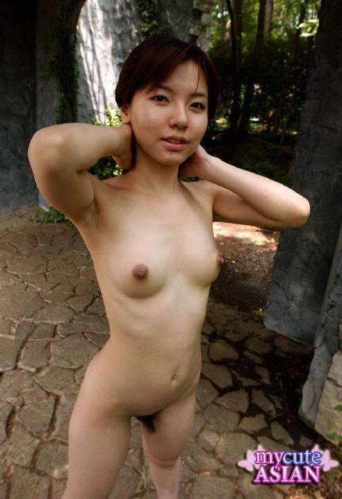 Japanese Girl Showing Her Tight Pussy Outdoor - Ass Point-5876