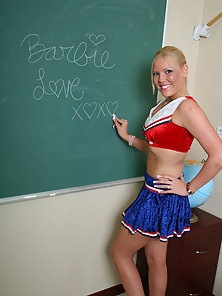 Before practice a hot teen chick sucks and fucks her teacher for extra credit