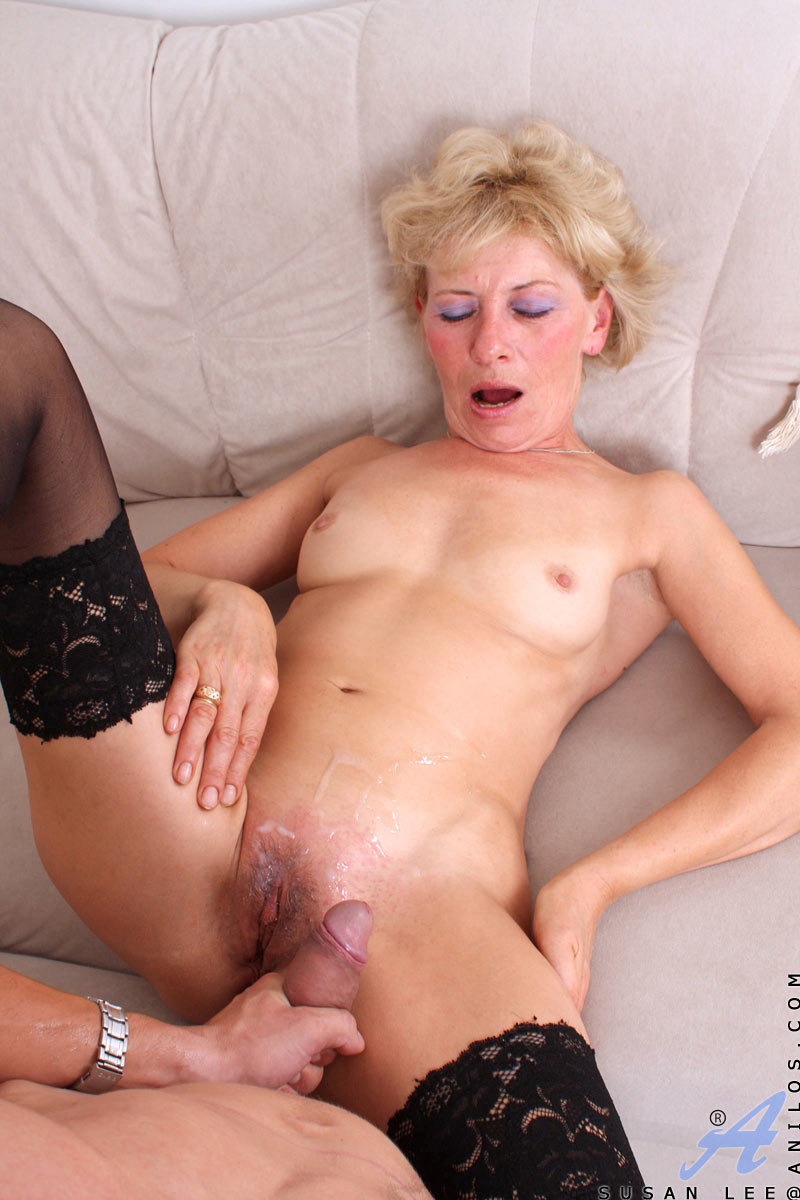 Milf fucking young cock