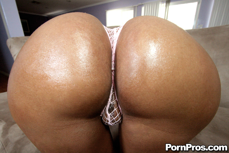 Bubble butt ebony