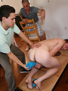 These college frat boys go balls out and balls deep!