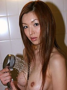 Perfect asian amateur babe shares her private naked photos here