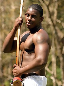 Enjoy this hot gay gallery featuring Black Stud Hunter