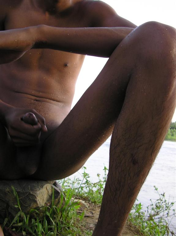 Seems me, Nude group at river join