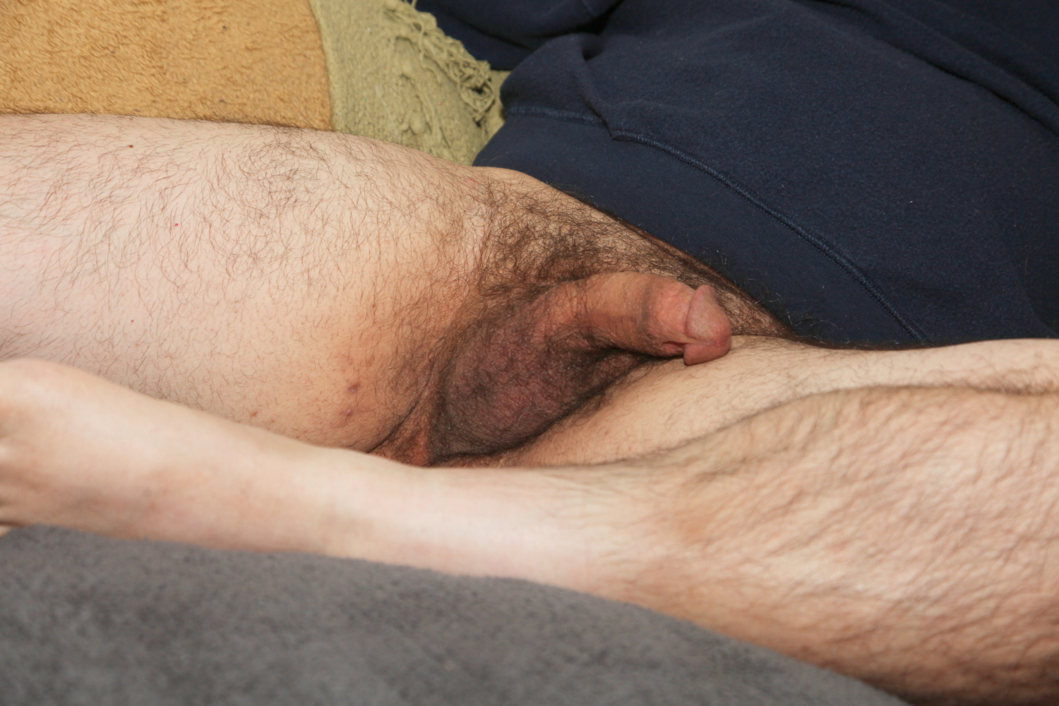 Hunky Gay Guy Shows His Little Cock In Pov - Ass Point-1305