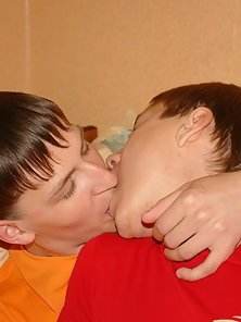 Best friends turning into best lovers. Twink friends please each other on DVDquality movies and phot