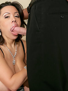 Sienna West gets fucked hard by a big cock