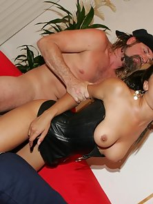 Nasty Girl Chyanne Jacobs Gets Wild Hard Fuck by Hunky Boy in Doggy Style