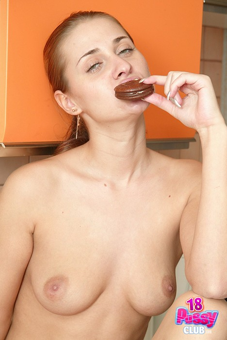 Horny Boroka Finds It Very Nice And Exciting To Get Exposed Absolutely Naked In Front Of The Cameram