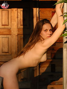 Look at this horny lady with such appetizing body shes beckoning you to join her.