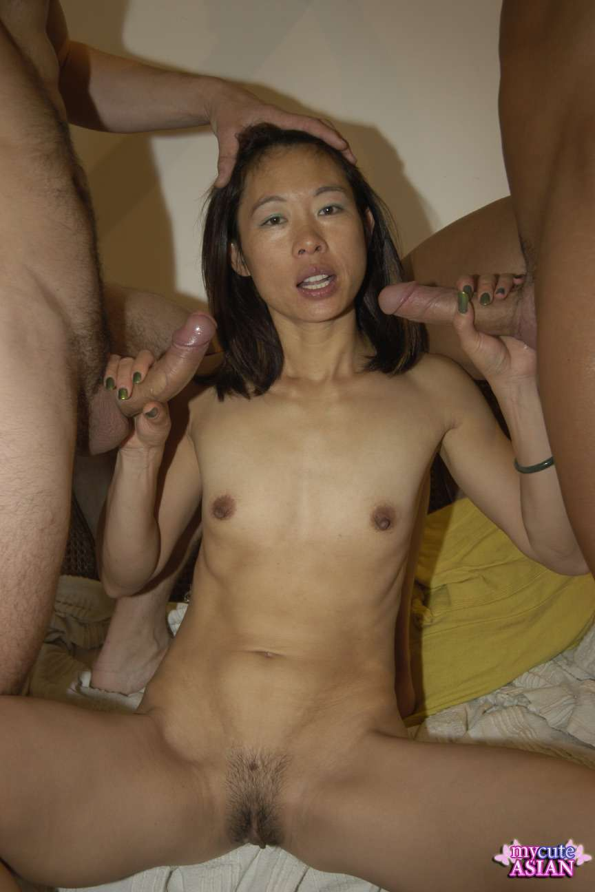 Group whores asian