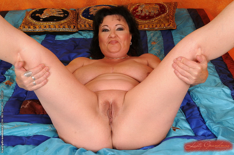 Great mature pussy