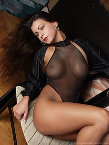 Big Tit Hungarian Playmate