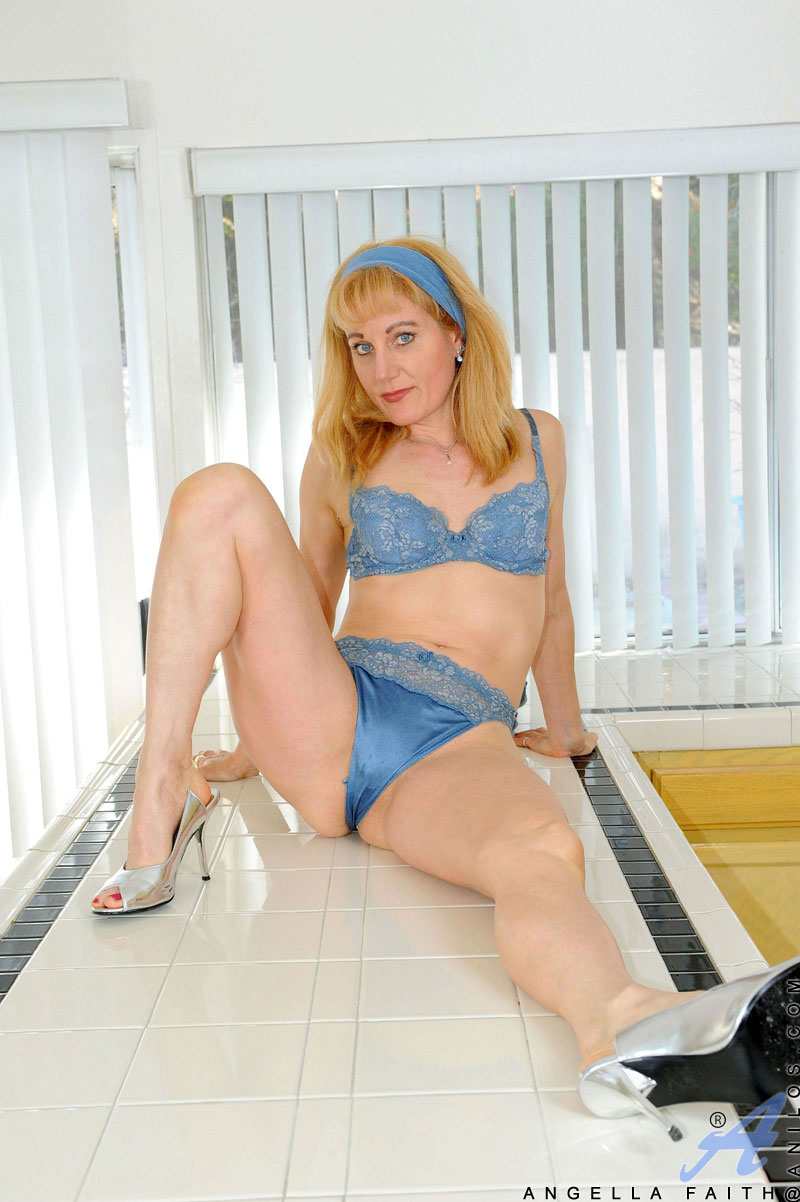 Thought differently, top mature milf will
