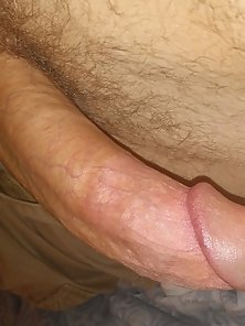 Big dick masturbation