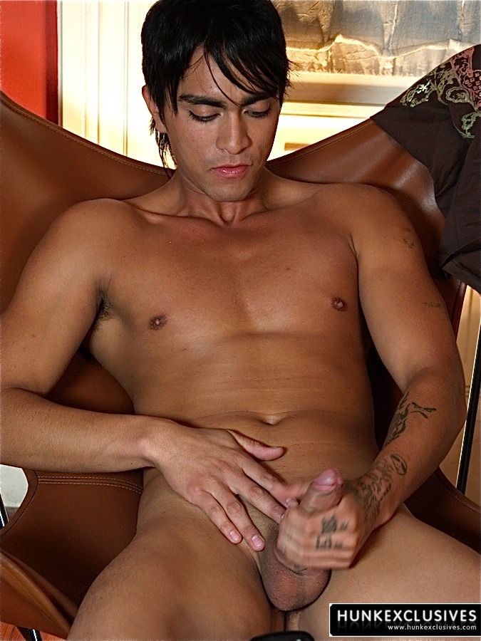 Gay hunk latin video