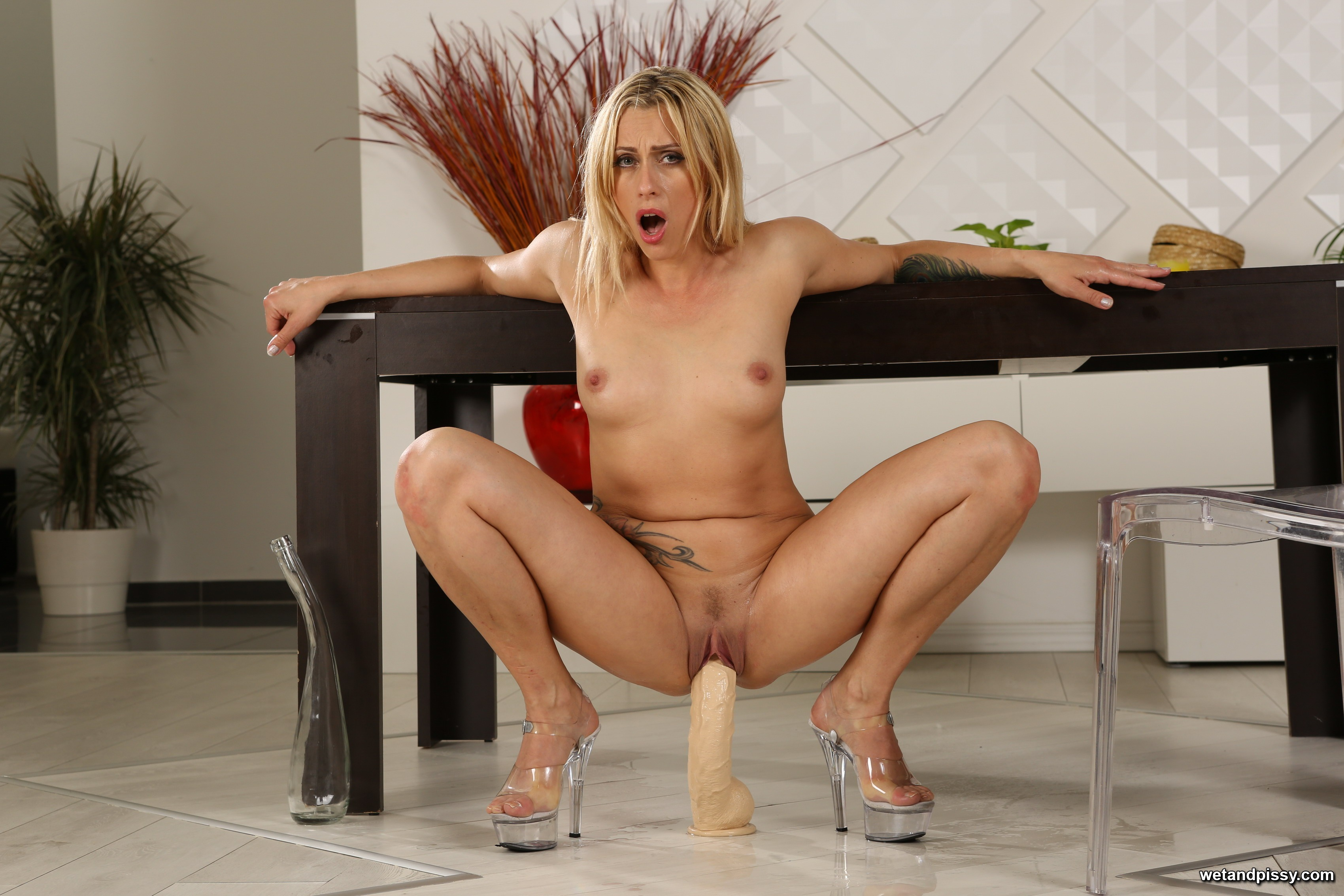 Naked Girls Squating On Cocks