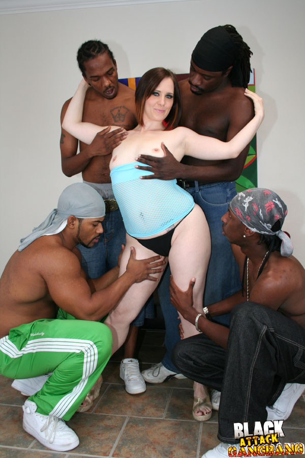 Black cock white whores images 370