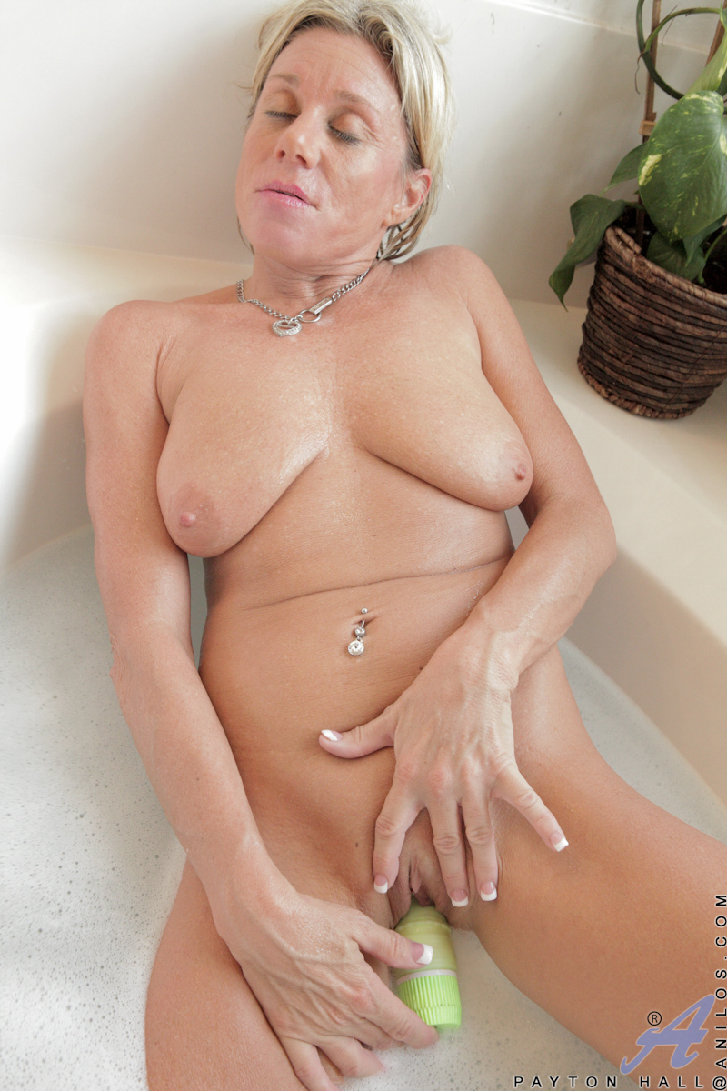 Baby doll gets horny after her bath - 1 part 8