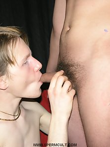 Nasty twinks got huge cocks and they can hardly imagine their lives without making love with each ot