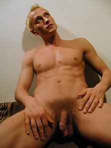Awesome long uncut cock, boy with foreskin hanging low
