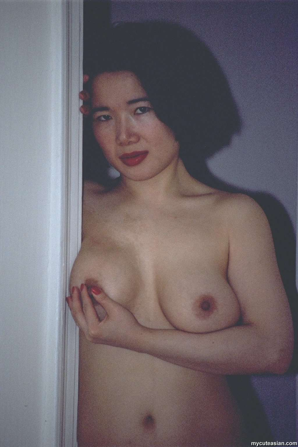 Nude asian handjob-7466