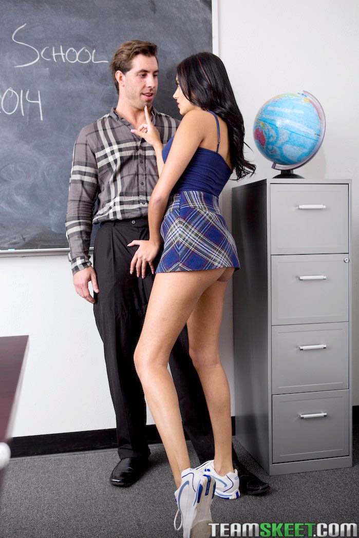 Interesting moment Sexy school teacher horny congratulate