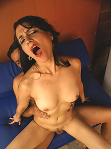 Sexy Argentine beauty Marianna rides a cock like no other