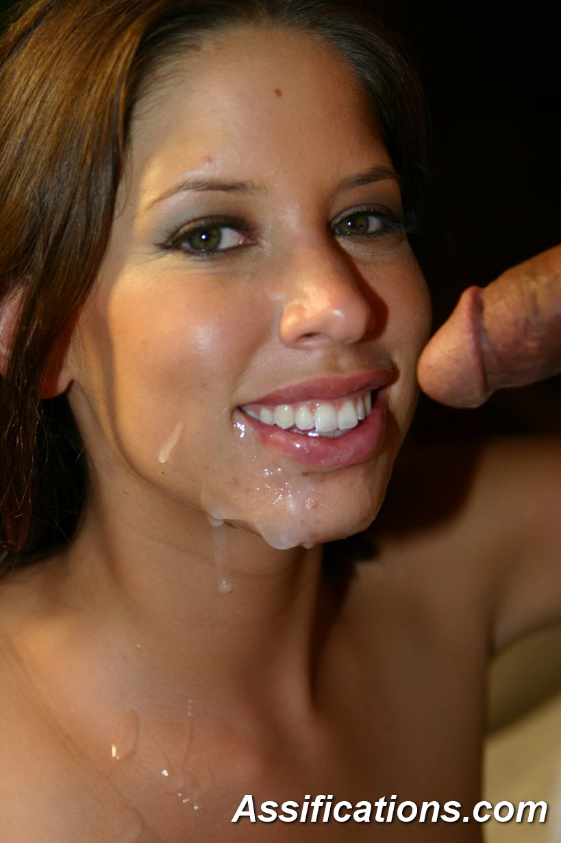 Haley paige cum in mouth