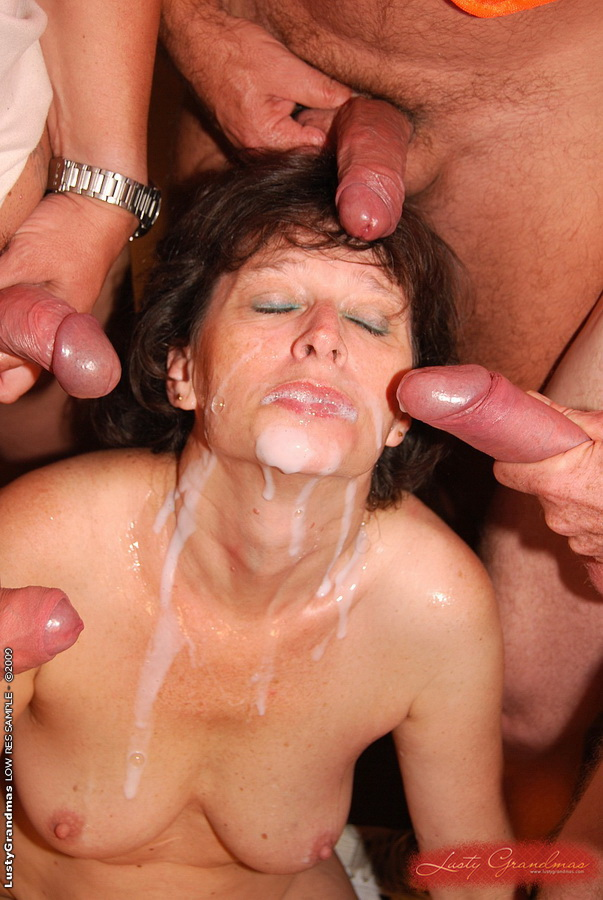 image White slut takes black cock