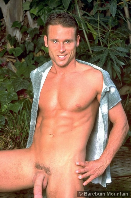 Buff And Tanned This Naked Cowboy Is Sure To Make You Hot
