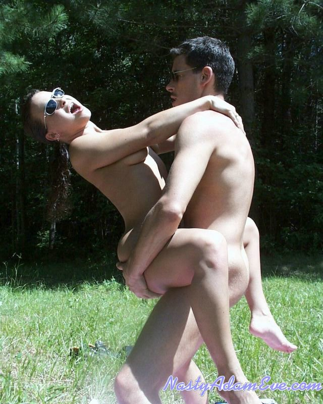 Young Couple Has First Fuck