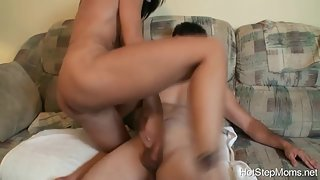 Big Boobs Whore Deepthroat Her Man Big Erected Cock